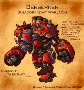 Khador_Warjack__coloured_by_kakita